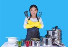 طریقه-شستن-ظروف